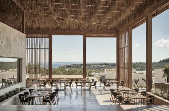Διεθνές βραβείο Interior Design στο ξενοδοχείο Olea All Suite Hotel