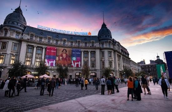 Το ιστορικό Oscar Maugsch Palace στο Βουκουρέστι μετατρέπεται σε ξενοδοχείο