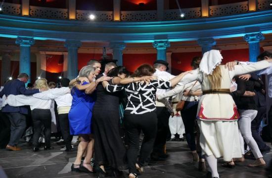Αμερικάνων εγκώμιον για Ελλάδα κι Έλληνες