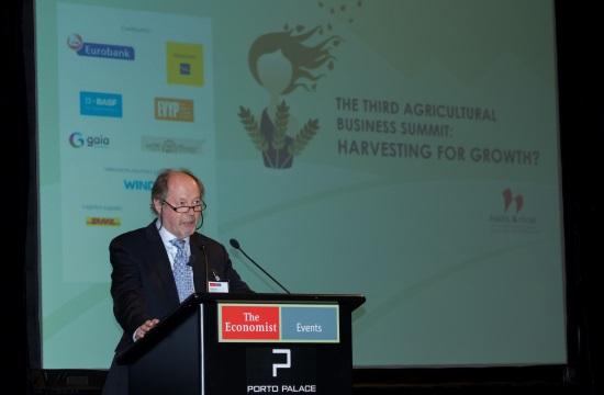 Συνέδριο Αγροτικής Επιχειρηματικότητας στη Θεσσαλονίκη