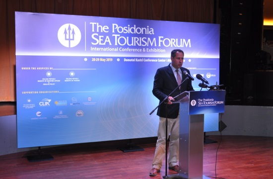 Τεράστιες οι προοπτικές της κρουαζιέρας στην Ελλάδα- Διεθνείς παράγοντες στο 5ο Posidonia Sea Tourism Forum