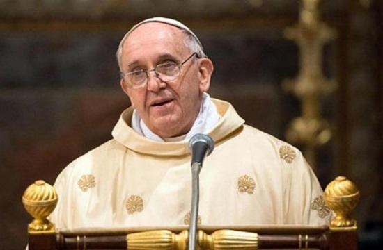 Ο Δήμος Σύρου προσκαλεί τον Πάπα Φραγκίσκο...
