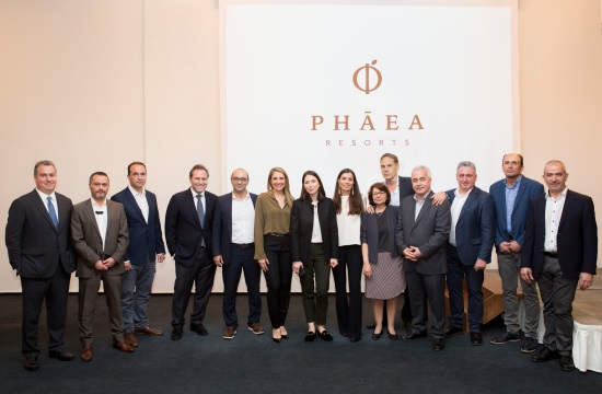 PHĀEA Resorts, η νέα ονομασία του ομίλου Sbokos Hotel