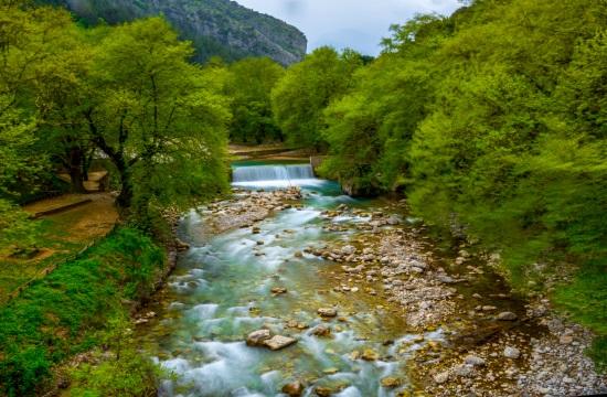 Ψηφιοποίηση και ανάδειξη του φαραγγιού του Πορταϊκού ποταμού