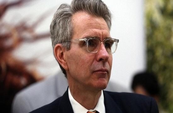 Ο Αμερικανός πρέσβης υμνεί τη χειμερινή Ελλάδα