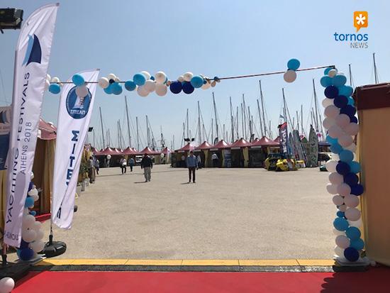 1ο Φεστιβάλ Γιώτινγκ: Ο θαλάσσιος τουρισμός σε μια γιορτή στη Μαρίνα του Αλίμου