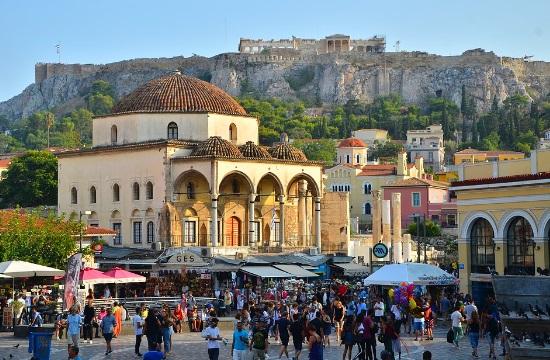 Οι παράνομες ξεναγήσεις στο κέντρο της Αθήνας ανθούν και εν μέσω της πανδημίας...