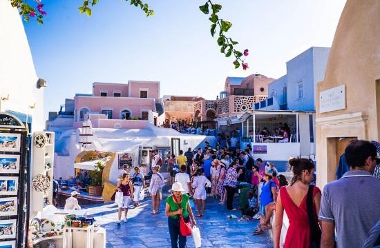 """Γερμανικός τουρισμός: """"Απογείωση"""" δείχνουν οι προκρατήσεις για Ελλάδα το 2018"""