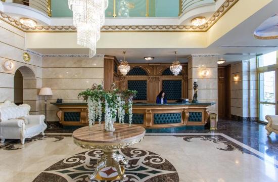Ανοιχτό το ξενοδοχείο Wellness Santa Resort