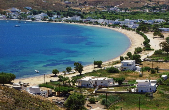 Αρνητική γνωμοδότηση για 5άστερο ξενοδοχείο στη Σέριφο