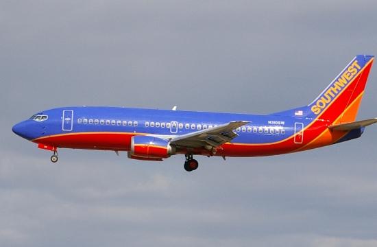 Η Southwest θ διαθέτει όλες τις θέσεις στις πτήσεις