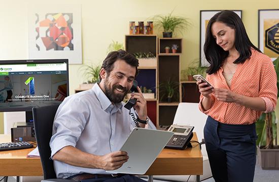 Η εξέλιξη της επικοινωνίας της επιχείρησής σας δεν περνάει απαρατήρητη… από κανένα!