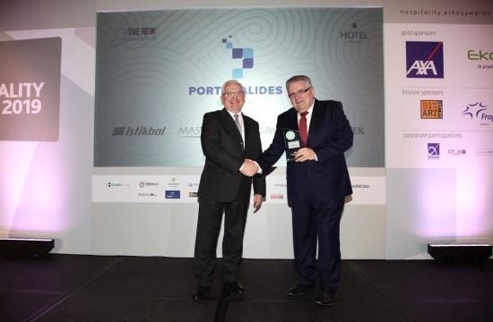 Όμιλος Πορτοκαλίδη Istikbal: Χρυσό βραβείο στα Greek Hospitality Awards