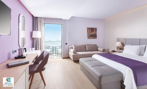 Ο Όμιλος Blue Lagoon επέλεξε τον Όμιλο Πορτοκαλίδη για την επίπλωση των δύο νέων υπερπολυτελών Ξενοδοχείων του