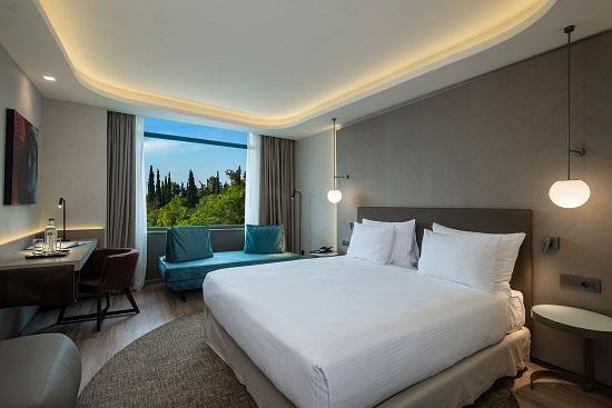 Radisson Blu Park: Ολική ανακαίνιση δωματίων και νέα γενική διεύθυνση στο 5* ξενοδοχείο!
