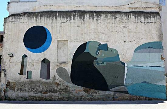 Πάτρα: Η μεγαλύτερη πόλη Street Art στην Ελλάδα