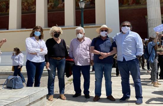 Στήριξη των ξεναγών από το Τμήμα Τουρισμού ΣΥΡΙΖΑ