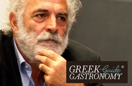 """Ο Γιώργος Πίττας """"μας ταξιδεύει"""" από σήμερα στην ελληνική γαστρονομία"""