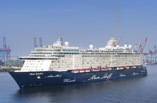 Κρουαζιερόπλοιο Mein Schiff: Αρνητικά όλα τα τεστ- λανθασμένος ο συναγερμός