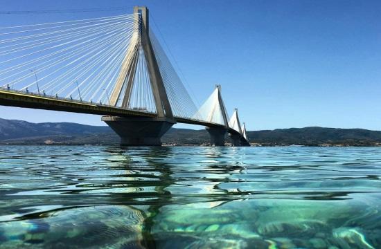 """The Bridge Experience"": Γιορτή αθλητισμού στη γέφυρα Ρίου-Αντιρρίου"