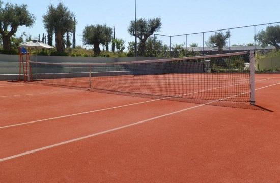 Tα 52 καλύτερα ξενοδοχεία πολυτελείας με γήπεδα τένις στην Ευρώπη – Τα 5 ελληνικά