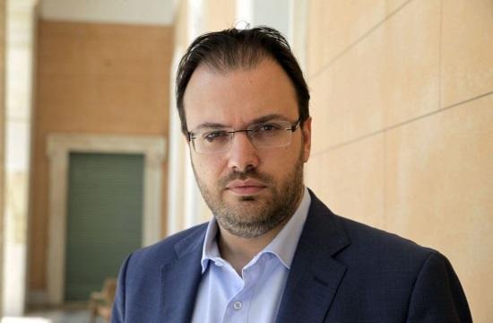 Νέος υπουργός Τουρισμού ο πρόεδρος της ΔΗΜΑΡ Θανάσης Θεοχαρόπουλος