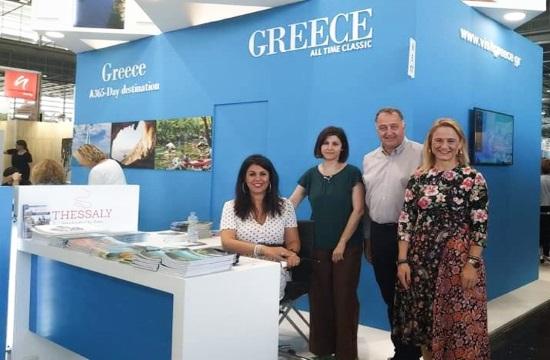 Ο περιπατητικός τουρισμός της Θεσσαλίας στην έκθεση Tour Natur 2019