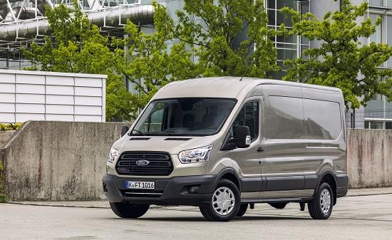Ford Transit & Transit Custom: Χαμηλότερο Κόστος Αυξημένες Επιδόσεις