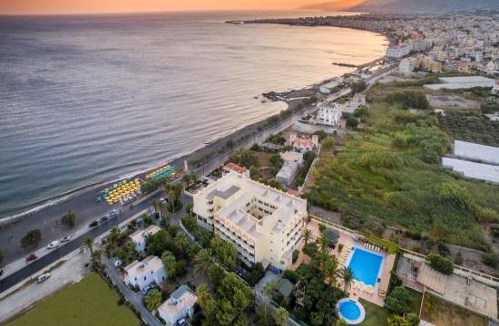 Διεθνείς διακρίσεις για το Tylissos Beach Resort Hotel