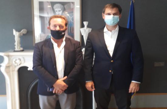 Χ.Θεοχάρης: Ήρθε η ώρα ο Τουρισμός Υγείας να συνεισφέρει στην ανάπτυξη της ελληνικής οικονομίας