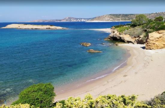 Ποια είναι η παραδεισένια παραλία Σκαλάκια στην Αττική