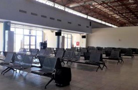 Νέα κλιματιστικά μηχανήματα στο αεροδρόμιο Καρπάθου