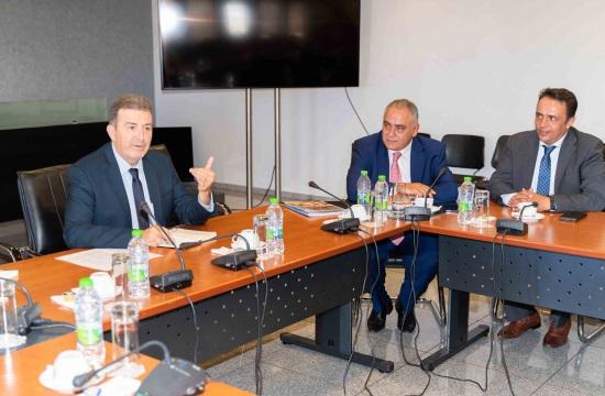 Μ.Χρυσοχοΐδης: Άμεσα αποτελέσματα σε ασφάλεια και παρεμπόριο