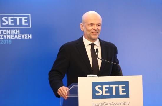 Ο κ.Γιάννης Ρέτσος επανεξελέγη πρόεδρος του ΣΕΤΕ- Το νέο Δ.Σ.