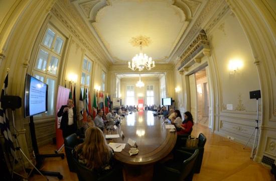 Παρουσίαση της Αλοννήσου στο Ευρωκοινοβούλιο