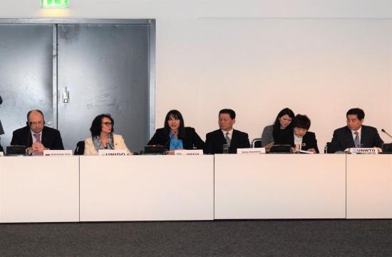 Ομιλία της Ε.Κουντουρά στη διεθνή συνάντηση για το Δρόμο του Μεταξιού