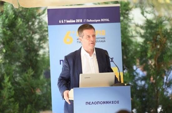 Γ.Τζιάλλας: Οργανωμένη ανάπτυξη του αθλητικού τουρισμού αναψυχής