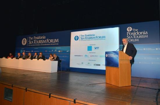 3ο Posidonia Sea Tourism Forum: Ποια είναι τα εμπόδια για την απογείωση της κρουαζιέρας στην Ελλάδα