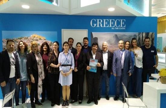Ο ΕΟΤ στην έκθεση Ταξίδι της Κύπρου