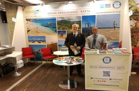 Ευθύμιος Μουντράκης: Αισιόδοξα μηνύματα για την Κρήτη από την πολωνική αγορά