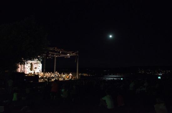 Μανώλης Μητσιάς και Κρατική Ορχήστρα Θεσσαλονίκης στο Sani Festival
