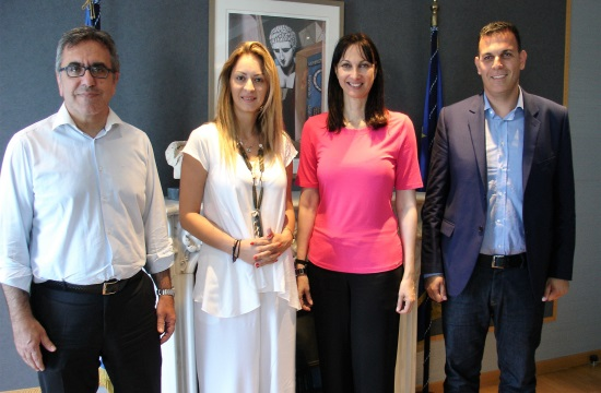 Το υπουργείο Τουρισμού στηρίζει το τουριστικό άνοιγμα των Βορείων Προαστίων
