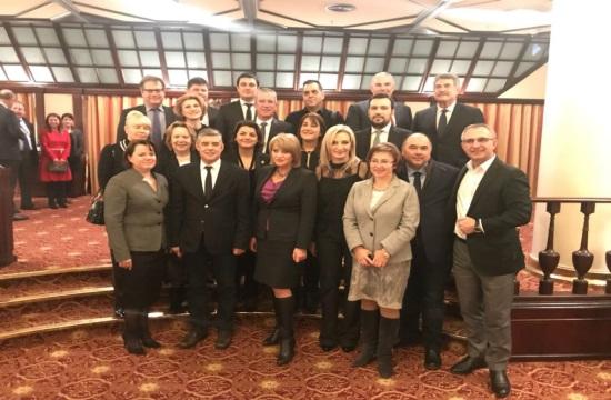 Έτος Τουρισμού Ελλάδας- Ρωσίας: Συνάντηση των Περιφερειών