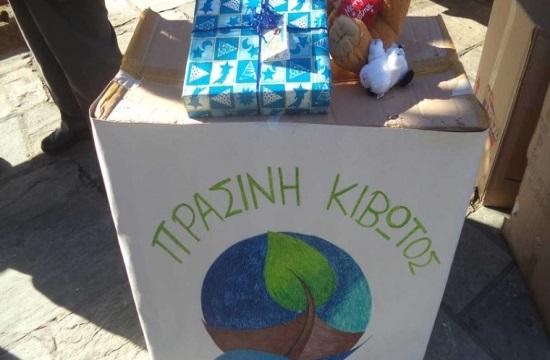 Περιβαλλοντικές Ημερίδες στα Τρίκαλα και για την επιχειρηματικότητα στη Λάρισα