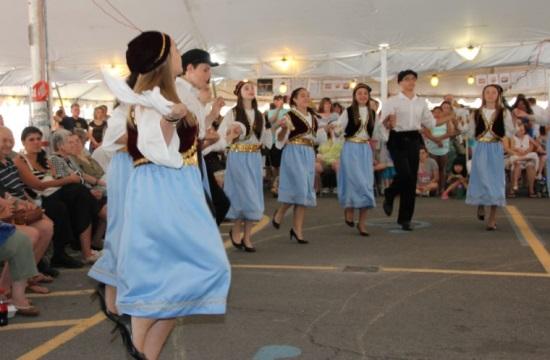 Μπύρα «Εύζωνας» σε ελληνικό φεστιβάλ στη Ν.Υόρκη