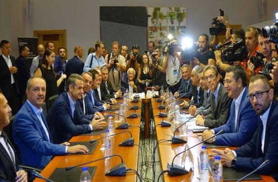 84η ΔΕΘ: Απόλυτη στήριξη στο έργο της ανάπλασης της ΔΕΘ από τον Πρωθυπουργό