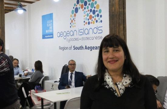 Η Περιφέρεια Νοτίου Αιγαίου στις τουριστικές εκθέσεις της Μόσχας και του Παρισιού