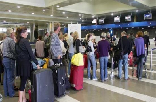 ΥΠΑ: +9,8% η αεροπορική κίνηση στο 7μηνο, +4,4% στις πτήσεις εξωτερικού