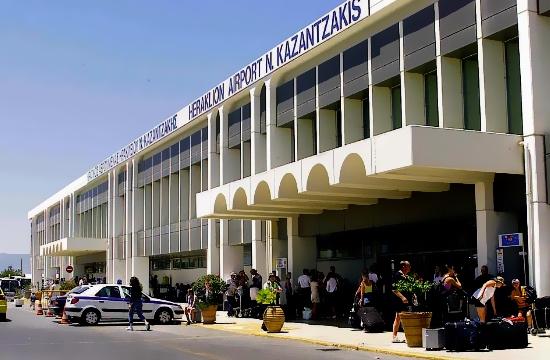Πάρκινγκ αεροδρομίου Ηρακλείου: Όχι σε έκπτωση στα ξενοδοχεία