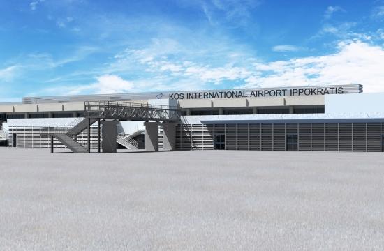 Κως: Περισσότεροι Ρώσοι τουρίστες με το νέο αεροδρόμιο